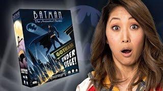 ULTIMATE BATMAN BOARD GAME (Board AF)