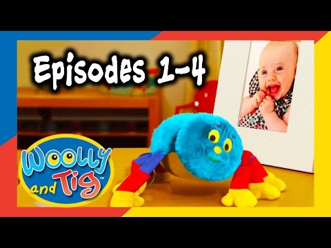 Woolly And Tig Episodes 1-4