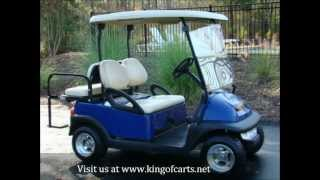 Your #1 Golf Cart source for New, Used, Electric, Gas and Custom Golf Carts. King of Carts is an authorized Club Car Golf Cart...