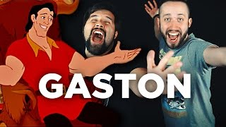 Video GASTON (Beauty & the Beast 2017) - Cover by Jonathan Young & Caleb Hyles MP3, 3GP, MP4, WEBM, AVI, FLV Agustus 2017