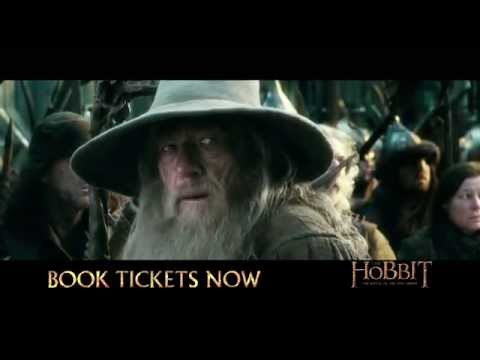 The Hobbit: The Battle Of The Five Armies (2014) The Final Journey [HD]