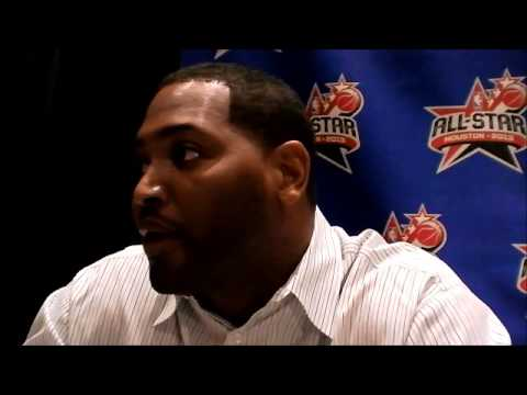 Robert Horry on past, present Rockets