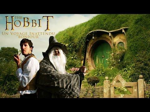 The Hobbit : Un Voyage Inattendu - Bonjour