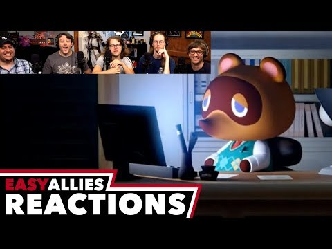 Nintendo Direct Sep 13, 2018 - Easy Allies Reactions