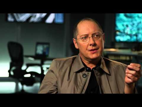 The Blacklist Season 3: James Spader Premiere Episode TV Interview | ScreenSlam