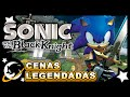 Sonic And The Black Knight O Filme cenas Legendadas