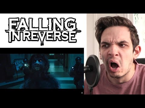 Metal Musician Reacts to Falling In Reverse | Popular Monster |