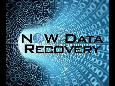 Now Data Recovery - One Stop Solution For All Your Data Recovery Needs