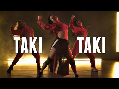 Video DJ Snake - Taki Taki ft. Selena Gomez, Cardi B, Ozuna - Dance Choreography by Jojo Gomez Ft. Nat Bat download in MP3, 3GP, MP4, WEBM, AVI, FLV January 2017