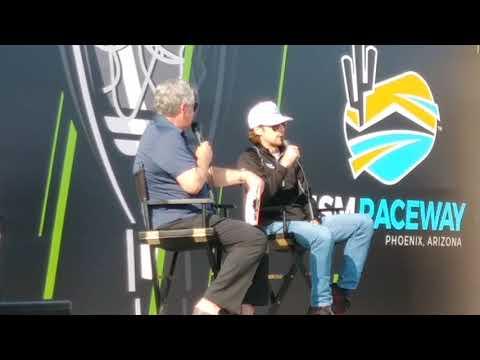 Ryan Blaney Q&A