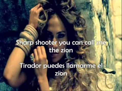 Jennifer Lopez feat Lil Wayne I'm into you subtitulos español ingles