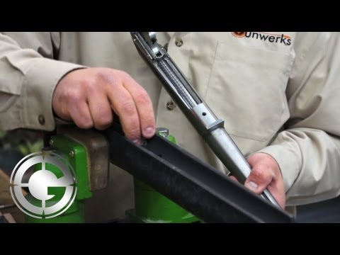 Rifle - Mike Davidson begins a 5 part series on how to configure a factory rifle to shoot long range. Part 2: http://youtu.be/lSBaFcbqsfw.