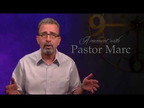 "A Moment with Pastor Marc #49<br /><strong>""The Rubber Band Principle""</strong>"
