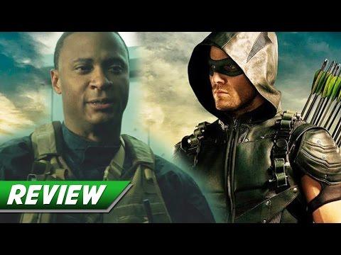 "Arrow S4E7 ""Brotherhood"" Review"