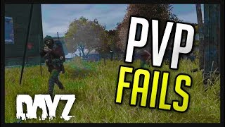 A montage of PvP fails and deaths in DayZ .62 I've had over the last 3 weeks.Support DeadlySlob's YouTube and Twitch by subscribing here:http://tinyurl.com/subscribeDSDaily Streams at 8:30am:http://twitch.tv/deadlyslobTweet me:http://twitter.com/deadlyslobLike me on Facebook:https://www.facebook.com/DeadlyslobAs seen on:http://dayztv.com