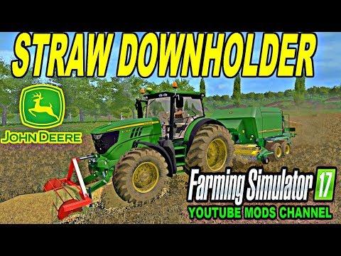 Straw Downholder v1.0.0.0