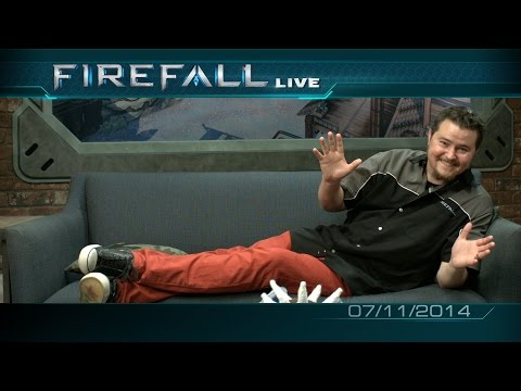 Firefall Live: Path to Launch — Episode 5 with Special Guest James