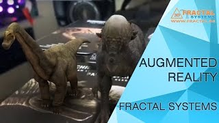 Augmented Reality - Fractal Systems