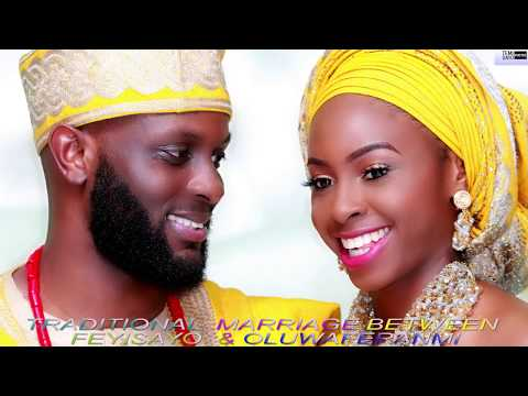 TRADITIONAL MARRIAGE BETWEEN FEYISAYO & OLUWAFERANMI -HIGHLIGHTS
