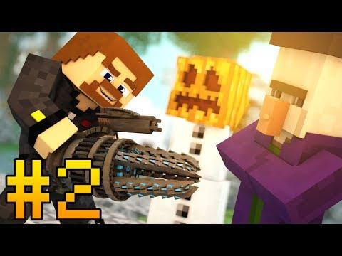 НЕ УБИВАЕМЫЕ МОБЫ!!! ЭТО БАГ???  - Minecraft Tower Defence #2