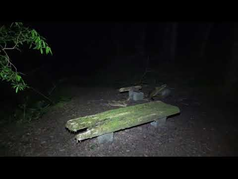 Video Disturbing Real Ghost Hunt, volume boosted