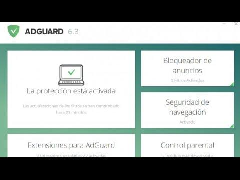 Adguard Premium v 6.3.1052.3379  + Crack de Por Vida |Mega - Mediafire| Abril 2019