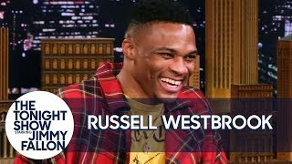 Video Russell Westbrook Explains the Meaning of His Rock-a-Baby Celebration Move MP3, 3GP, MP4, WEBM, AVI, FLV Desember 2018