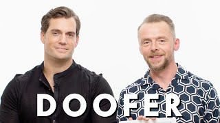 Video Henry Cavill and Simon Pegg Teach You English Slang | Vanity Fair MP3, 3GP, MP4, WEBM, AVI, FLV Januari 2019