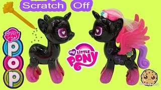 Video My Little Pony Pop Princess Cadance Design-A-Pony Kit Scratch Off Custom Designs - Cookieswirlc MP3, 3GP, MP4, WEBM, AVI, FLV Januari 2019