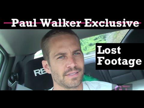 保羅沃克「從未公開的試駕影片」曝光,他露出笑容的那一刻讓大家依然無法接受他已離世的事實!