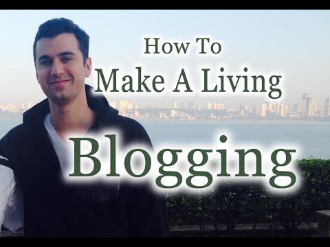 How To Start a Blog and Make Money Blogging – Part 2!!