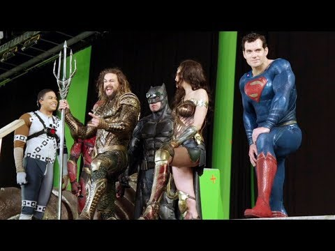 Behind The Scenes 'Justice League' Featurette