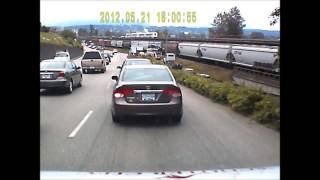 New Westminster (BC) Canada  city photos : Road Rage New Westminster June 21