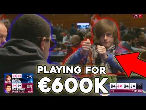 Poker Speech Play Bluff Breakdown - Epiphany Hand Analysis