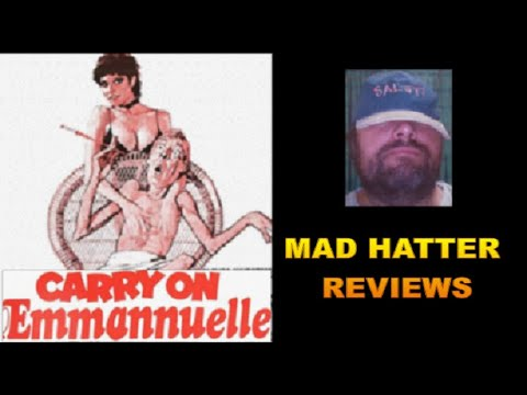 CARRY ON EMMANNUELLE (1978) - Movie Review