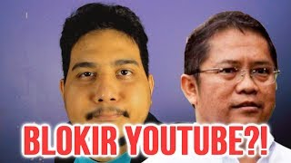 Mekominfo Bapak Rudiantara meminta maaf jika terpaksa memblokir Youtube dan Facebook. Rekomendasi video minggu ini: Fidget Spiner: ...