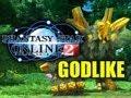 Day 7 GODLIKE (PHANTASY STAR ONLINE 2 BETA)