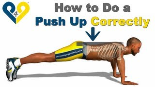 How to Do a Push Up Correctly