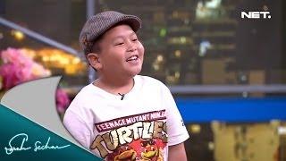 Video Sarah Sechan - Fatih Unru - Anak 7 Tahun Bisa Stand Up Comedy MP3, 3GP, MP4, WEBM, AVI, FLV Februari 2018