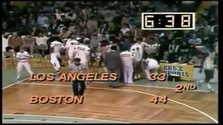 1979-80 Lakers vs. Celtics