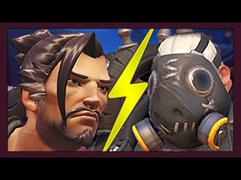 Hanzo and Roadhog's Payload Adventure (видео)