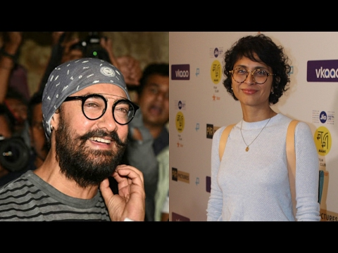 "Kiran Rao Talks About Aamir Khan's Bearded Look In ""Thugs of Hindostan"""