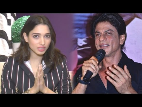 Tamannaah Bhatia: I Am Very Thankful To Shah Rukh