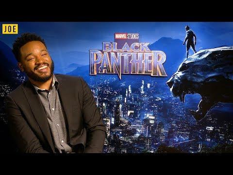 Black Panther director Ryan Coogler on his man-love for Michael B. Jordan
