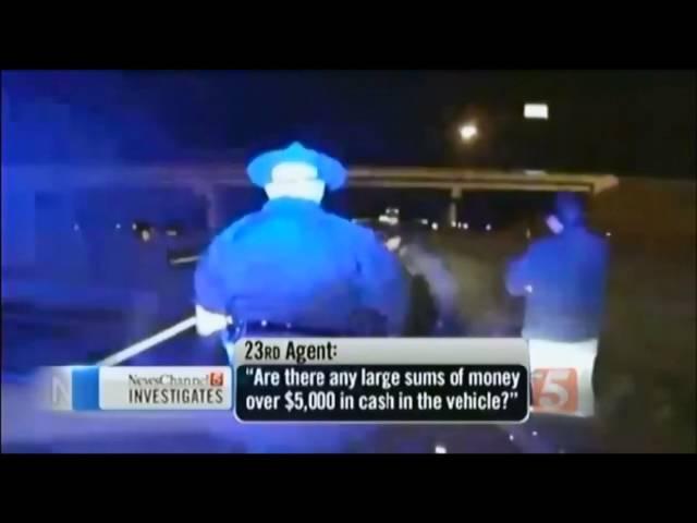 Police take $160,000