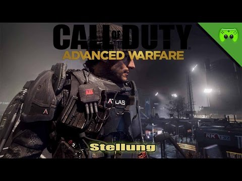 COD ADVANCE WARFARE # 6 - Stellung Detroid «» Let's Play Call of Duty Advance Warfare | 60HD