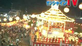 いわき回転やぐら盆踊り大会2010【内郷】
