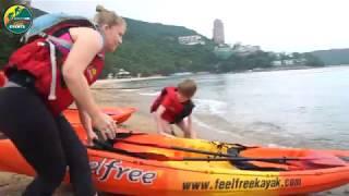 Video Kayak and Run - Get outside & try - Deep Water Bay Hong Kong MP3, 3GP, MP4, WEBM, AVI, FLV November 2018
