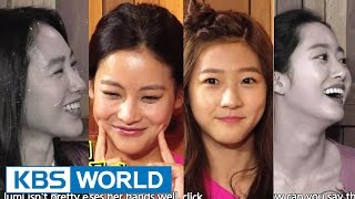 Video Happy Together - Kim Saeron, Jeon Hyebin, Oh Yeonseo & more! (2014.10.09) MP3, 3GP, MP4, WEBM, AVI, FLV Maret 2018
