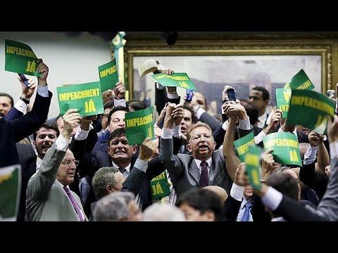 Βραζιλία: Πρόταση μομφής κατά της προέδρου Ντίλμα Ρούσεφ